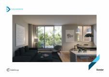 Apartamento en Tres Cruces - Montevideo