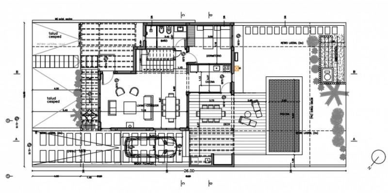 Casa ID.212303 - VENTA DE CASA  A ESTRENAR EN LA BARRA,3 DORMITORIOS Y TRS BAÑOS CON PISCINA