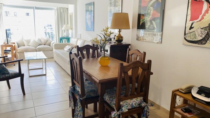 Vendo apartamento 1 dormitorio a metros del puerto, Punta del Este.