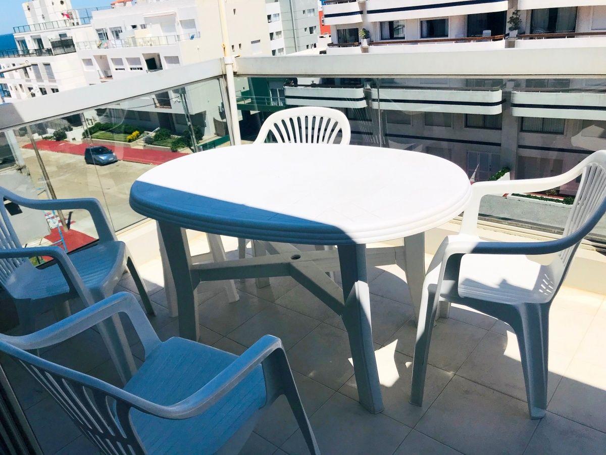 Apartamento Ref.158 - EXCELENTE DEPTO  CON VISTA AL PUERTO!