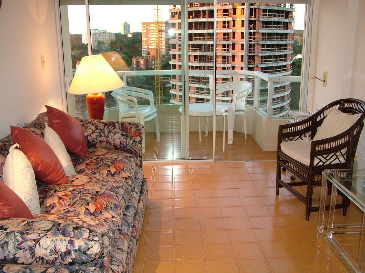 Apartamento ID.291723 - Apartamento en TORRE MARINA I, Chiverta, Punta del Este, 1 Dormitorios.
