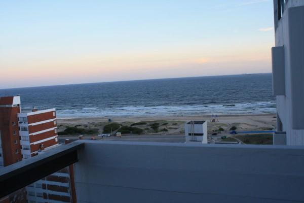 penthouse en complejo en 1° fila de playa brava a la altura de parada 2. - gsm292682a