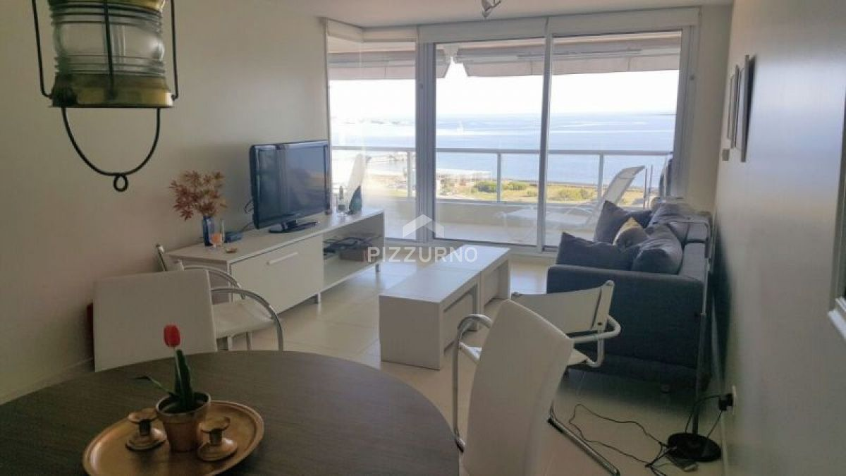 Apartamento Ref.21 - Excelente vista al mar