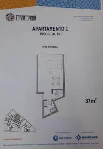 APARTAMENTO EN PUNTA DEL ESTE, zona ROOSEVELT
