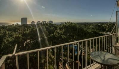 Venta de Apartamento en Punta del Este, Mansa con espectacular vista despejada, piso alto