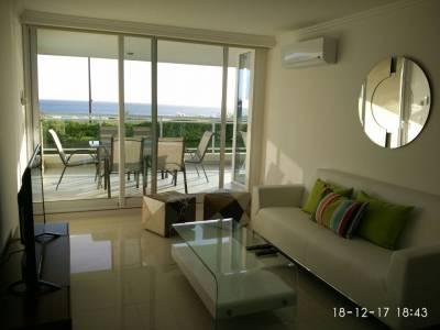 Venta Apartamento en Punta del Este, Mansa, Pinares frente al mar, espectacular vista