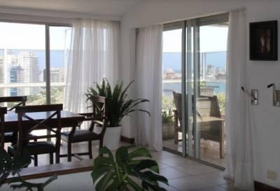 Apartamento en Punta del Este, Penthouse, Playa Mansa.