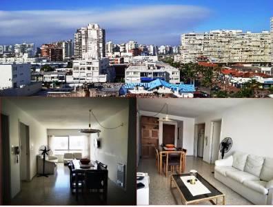 Venta  y Alquiler de apartamento en Punta del Este, Península, a pasos de Gorlero, 3 dormitorios - Precio Rebajado!
