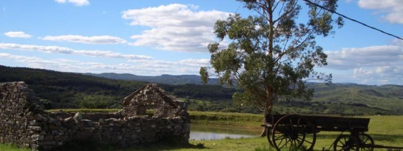 Campo en Uruguay, Maldonado a 60 km de Punta del Este