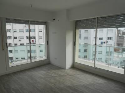 Venta apartamento 1 dormitorio en Pocitos, Orientación NORTE muy ILUMINADO!