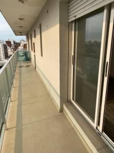 Venta apartamento Pocitos 1 dormitorio, Hermosa vista despejada orientación Norte