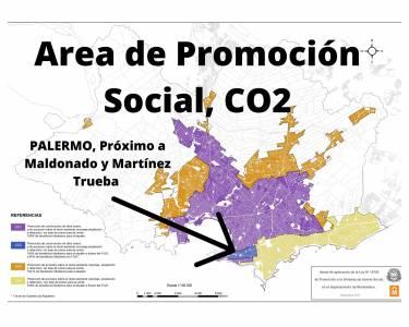 Venta Terreno en Cordòn, ideal INVERSIÓN, Bajo la ley de Viviendas de Interés Social