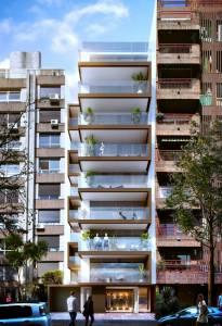 Monoambiente con balcón!