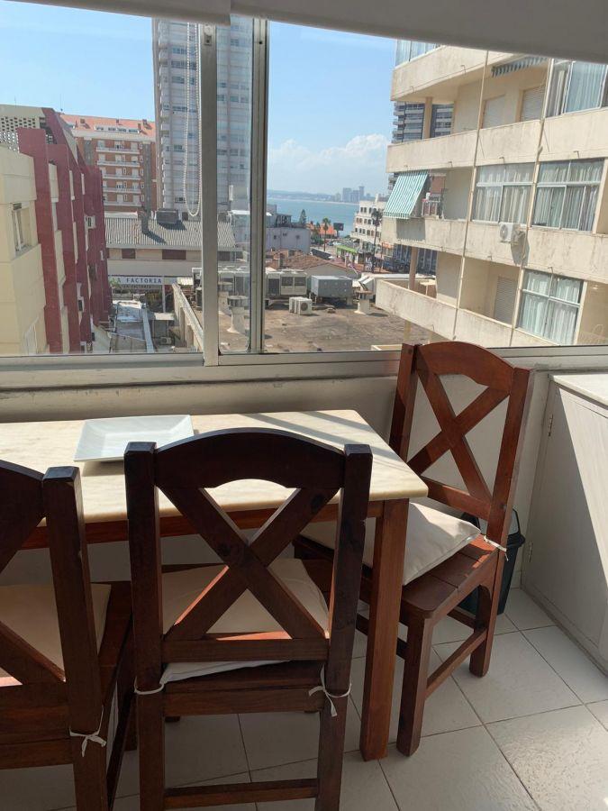 Apartamento en Venta y alquiler frente al mar