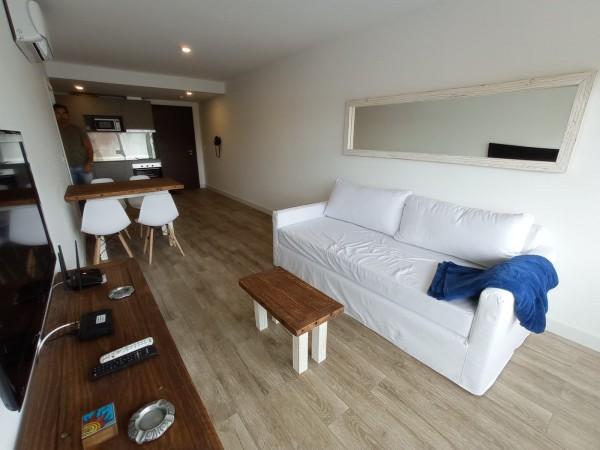apartamento 1 dormitorio en península * alquiler temporario - agp5344a